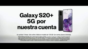 Verizon TV Spot, 'La más premiada: Galaxy S20+ 5G' [Spanish] - Thumbnail 7