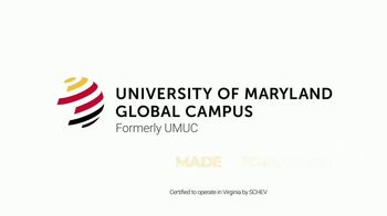 University of Maryland Global Campus TV Spot, 'Hustle Looks Different' Song by Van McCoy - Thumbnail 10