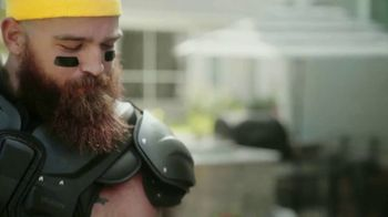 Twisted Tea TV Spot, 'Home Tailgate Contest' Featuring Jake Franklin - Thumbnail 1