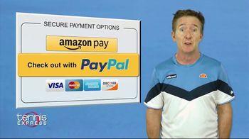 Tennis Express TV Spot, 'Secure Payment Methods' - Thumbnail 6