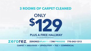 Zerorez TV Spot, 'Special Offers: Process' - Thumbnail 9