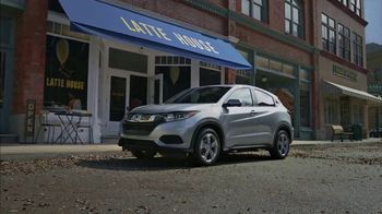 2020 Honda HR-V TV Spot, 'Typical Day' [T2] - Thumbnail 1
