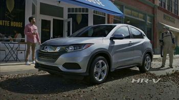 2020 Honda HR-V TV Spot, 'Typical Day' [T2] - Thumbnail 5