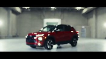 2021 Chevrolet Trailblazer TV Spot, 'DC FanDome: Superhero Approved' [T1] - Thumbnail 2