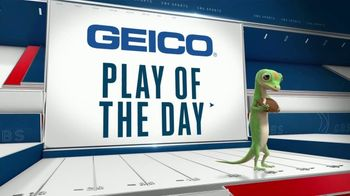 GEICO TV Spot, 'Play of the Day: Kirk Cousins' - Thumbnail 1