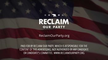 Reclaim Our Party TV Spot, 'Sound Like' - Thumbnail 5