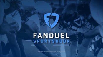 FanDuel Sportsbook TV Spot, 'Start the Football Season: 15 to 1 Odds' - Thumbnail 1