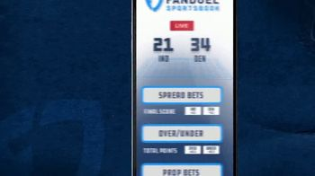 FanDuel Sportsbook TV Spot, 'Start the Football Season: 15 to 1 Odds' - Thumbnail 4
