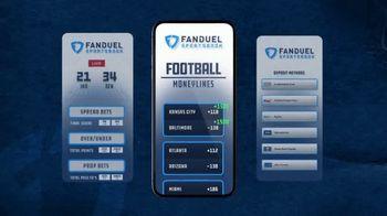 FanDuel Sportsbook TV Spot, 'Start the Football Season: 15 to 1 Odds' - Thumbnail 5
