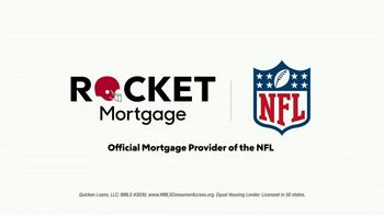 Rocket Mortgage TV Spot, 'NFL: An Undeniable Advantage' - Thumbnail 10