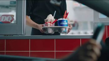 Dairy Queen TV Spot, 'How to Party With DQ Treats'