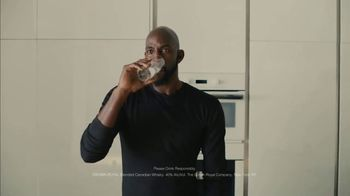 Crown Royal TV Spot, 'Stay Royal At Home' Featuring Kevin Garnett