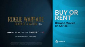 DIRECTV Cinema TV Spot, 'Rogue Warfare: Death of a Nation' Song by Jonezen - Thumbnail 10