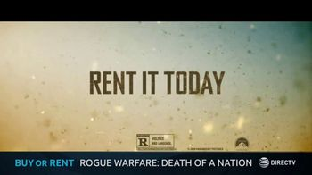 DIRECTV Cinema TV Spot, 'Rogue Warfare: Death of a Nation' Song by Jonezen - Thumbnail 9