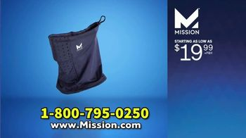 Mission Cooling All Season Adjustable Gaiter TV Spot, 'Not Anymore' - Thumbnail 10