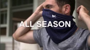 Mission Cooling All Season Adjustable Gaiter TV Spot, 'Not Anymore' - Thumbnail 2