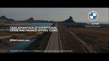 BMW TV Spot, 'The Ultimate Range' [T1] - Thumbnail 6
