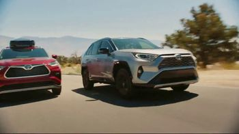 Toyota Today's the Day Event TV Spot, 'Hybrid Power' Song by Elvis Presley [T2]