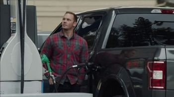 2020 Chevrolet Silverado TV Spot, 'Gas Pump: Fuel Efficiency' [T2]