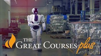 The Great Courses Plus TV Spot, 'Never Stop Learning'