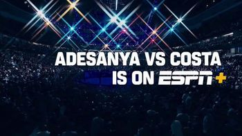 ESPN+ TV Spot, 'UFC 253: Adesanya vs. Costa' Song by ScHoolboy Q - Thumbnail 2
