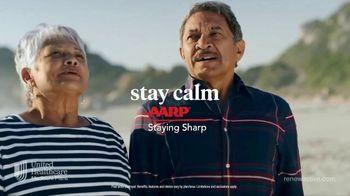 UnitedHealthcare Renew Active TV Spot, 'Stay Focus on Brain Health' - Thumbnail 6