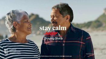 UnitedHealthcare Renew Active TV Spot, 'Stay Focus on Brain Health' - Thumbnail 7