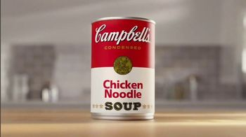 Campbell's Chicken Noodle Soup TV Spot, 'There's Nothing Like It' Song by Ricky Nelson - Thumbnail 8