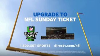 DIRECTV NFL Sunday Ticket TV Spot, 'Warmup: Cowboys Versus Seahawks' Featuring Dak Prescott - Thumbnail 8