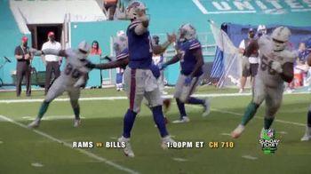 DIRECTV NFL Sunday Ticket TV Spot, 'Warmup: Cowboys Versus Seahawks' Featuring Dak Prescott - Thumbnail 5