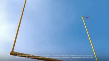 DIRECTV NFL Sunday Ticket TV Spot, 'Warmup: Cowboys Versus Seahawks' Featuring Dak Prescott - Thumbnail 7