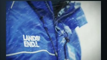 Lands' End TV Spot, 'Weather Channel: Relentless' - Thumbnail 7