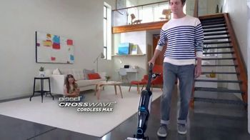 Bissell Crosswave Cordless Max TV Spot, 'Help Save Homeless Pets' - Thumbnail 1
