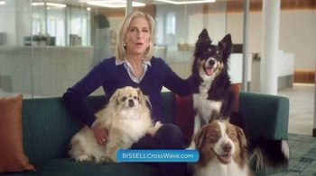 Bissell Crosswave Cordless Max TV Spot, 'Help Save Homeless Pets'