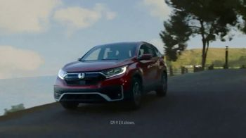 2020 Honda CR-V TV Spot, 'Wherever You Go' Song by Sia, Diplo, Labrinth [T2]