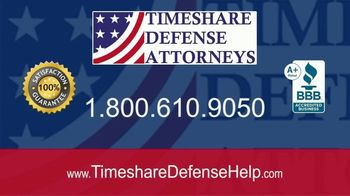 Timeshare Defense Attorneys TV Spot, 'Cancel Your Timeshare' - Thumbnail 7