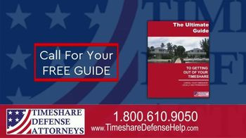 Timeshare Defense Attorneys TV Spot, 'Cancel Your Timeshare' - Thumbnail 3