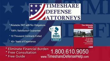 Timeshare Defense Attorneys TV Spot, 'Cancel Your Timeshare' - Thumbnail 6