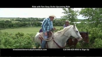 Best of America by Horseback TV Spot, 'Ride With Tom: Request' - Thumbnail 1