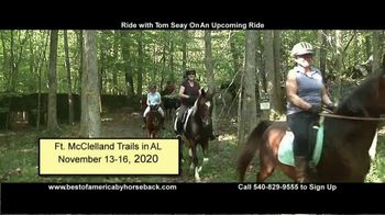 Best of America by Horseback TV Spot, 'Ride With Tom: Request' - Thumbnail 4