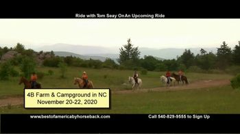 Best of America by Horseback TV Spot, 'Ride With Tom: Request' - Thumbnail 5