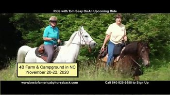 Best of America by Horseback TV Spot, 'Ride With Tom: Request' - Thumbnail 6