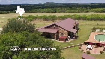 National Land Realty TV Spot, 'Heart of Texas' - 18 commercial airings