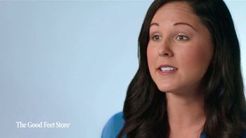 The Good Feet Store TV Spot, 'Kelsey: Align the Feet Align the Body' - Thumbnail 1