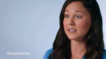 The Good Feet Store TV Spot, 'Kelsey: Align the Feet Align the Body' - Thumbnail 8