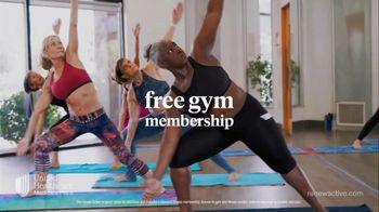 UnitedHealthcare Renew Active TV Spot, 'Free Gym Membership' - Thumbnail 3