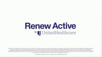 UnitedHealthcare Renew Active TV Spot, 'Free Gym Membership' - Thumbnail 7