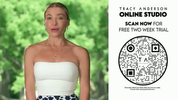 Tracy Anderson TV Spot, 'Make the First Move: Free Two Week Trial with Flow Code' - 6 commercial airings