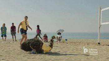 Liberty Mutual TV Spot, 'LiMu Emu & Doug: Volleyball' - 14806 commercial airings