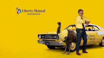 Liberty Mutual TV Spot, 'LiMu Emu & Doug: Volleyball' - Thumbnail 1